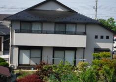 郡山市 W様邸 屋根塗装・外壁塗装工事