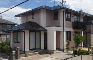 郡山市 I様邸 外壁塗装・屋根塗装・付帯部塗装工事