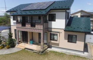 石川町 O様邸 屋根塗装・外壁塗装・付帯部塗装