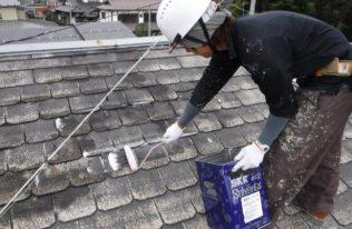 屋根 防カビ剤