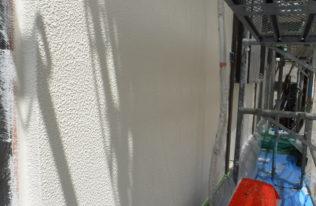 外壁上塗 完了