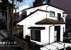 郡山市 K様邸 屋根塗装・外壁塗装工事 雨樋交換工事