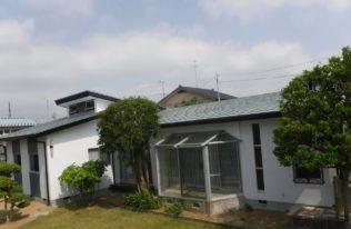 郡山市 A様邸 屋根塗装・外壁塗装工事