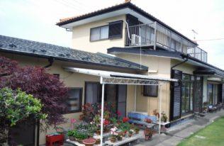 西郷村 S様邸 屋根塗装・外壁塗装