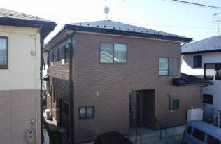 郡山市 N様邸 屋根外壁塗装工事