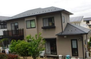 【福島県No,1】屋根塗装の劣化事例 10,000件の施工数 郡山塗装