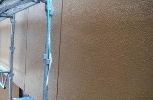 外壁 上塗り 完了