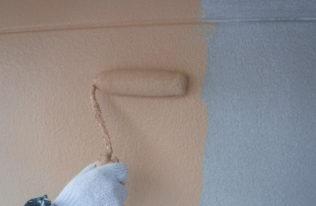 外壁:中塗り・上塗り