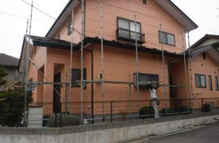 【郡山市】T様邸 屋根・外壁塗装工事 ベランダ防水工事