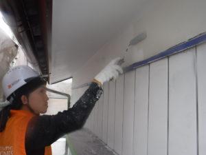 外壁塗装 郡山塗装 いわき市、郡山市、白河市の写真