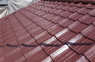 塗装工事【屋根完了】