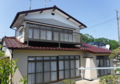 いわき市 K様邸 屋根塗装・外壁塗装・付帯部塗装工事