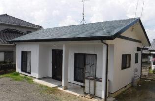 いわき市 Y様邸貸家 屋根塗装・外壁塗装・付帯部塗装工事