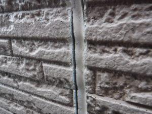 郡山市 外壁 サイディング シーリング