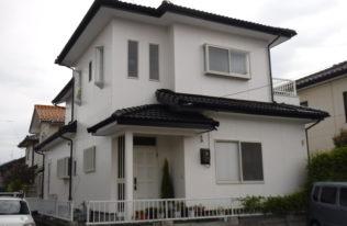 郡山市 S様邸 屋根塗装・外壁塗装・付帯部塗装