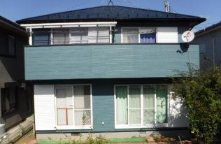【屋根・外壁塗装】郡山市 T様邸