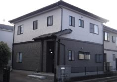 【郡山市】K様邸 外壁・付帯部塗装工事