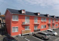 【南相馬市】Kアパート A 屋根外壁塗装工事