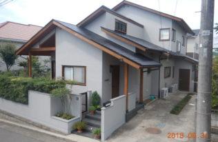 【屋根・外壁塗装】いわき市洋向台 Y様邸
