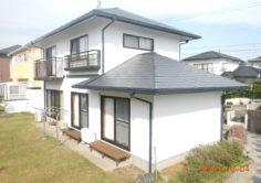 【屋根・外壁塗装】いわき市泉ヶ丘 K様邸