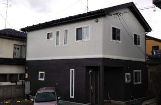 【郡山市】Y様邸 屋根外壁塗装工事