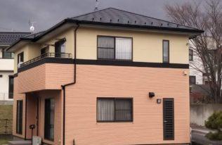 【郡山市】T様邸 屋根外壁他塗装工事