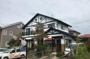 【屋根・外壁塗装】いわき市常磐 S様邸