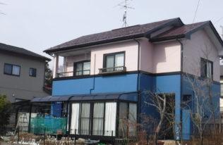 【屋根・外壁塗装】須賀川市 N様邸