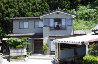 白河市 S様邸 屋根外壁他塗装工事