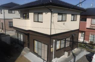 須賀川市 I様邸 外壁他塗装工事