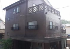 【屋根・外壁塗装】いわき市四ツ倉町 S様邸