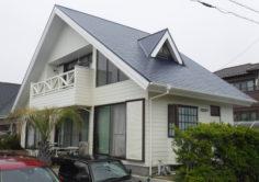 【屋根・外壁塗装】いわき市小名浜 H様邸