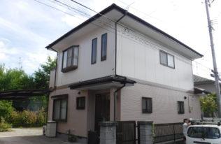 【郡山市】屋根外壁塗装