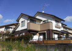 【須賀川市】屋根外壁塗装工事