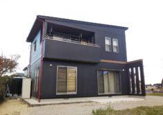 西郷村H様邸 屋根外壁他塗装工事 / 郡山塗装白河支店