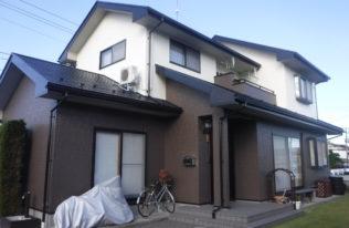 【屋根・外壁塗装】棚倉町 T様邸