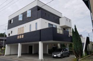【屋根・外壁塗装】いわき市常磐 K様邸