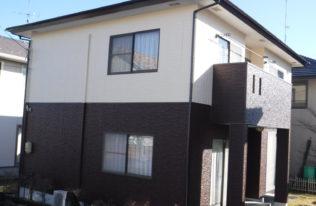 【屋根・外壁塗装】いわき市鹿島町 K様邸