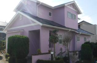 【屋根・外壁塗装】いわき市中央台 A様邸