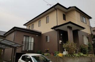 【屋根・外壁塗装】いわき市平 T様邸