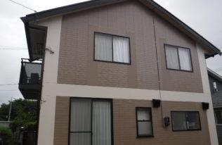 【外壁塗装】須賀川市 N様邸