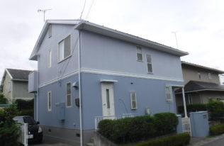 【屋根外壁塗装】郡山市 H様邸