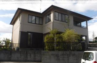 【屋根・外壁塗装】郡山市 S様邸