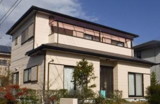 【屋根・外壁塗装】いわき市泉ヶ丘 S様邸