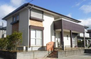【屋根・外壁塗装】いわき市泉ヶ丘 M様邸