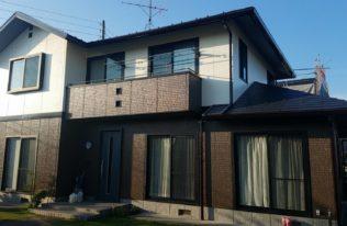 【屋根・外壁塗装】田村市 S様邸