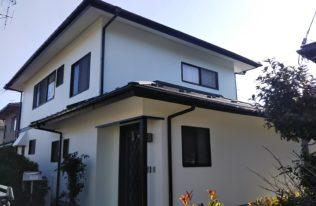 【屋根重ね葺き・外壁塗装】須賀川市 T様邸
