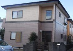 【屋根・外壁塗装】いわき市泉ヶ丘 O様邸