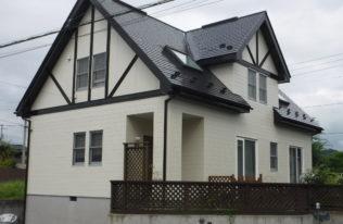 【屋根・外壁塗装】郡山市 K様邸