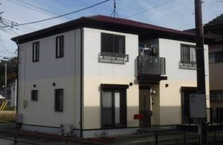 【屋根・外壁塗装】いわき市泉町 H様邸